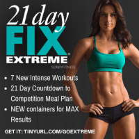 21 Day Fix EXTREME - NEW Workouts by Autumn Calabrese