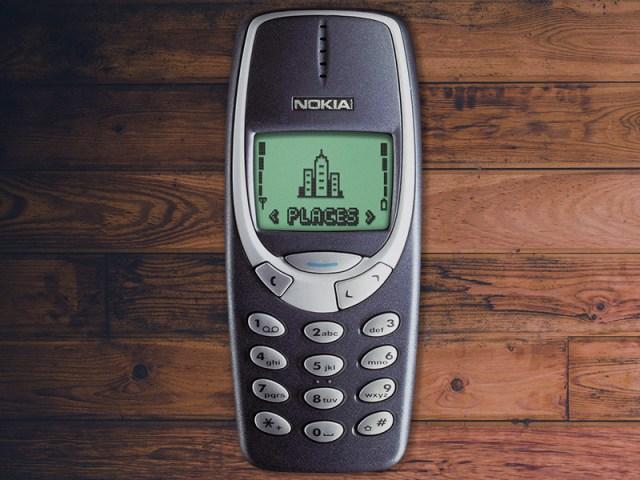 Nokia 3310 se intoarce!
