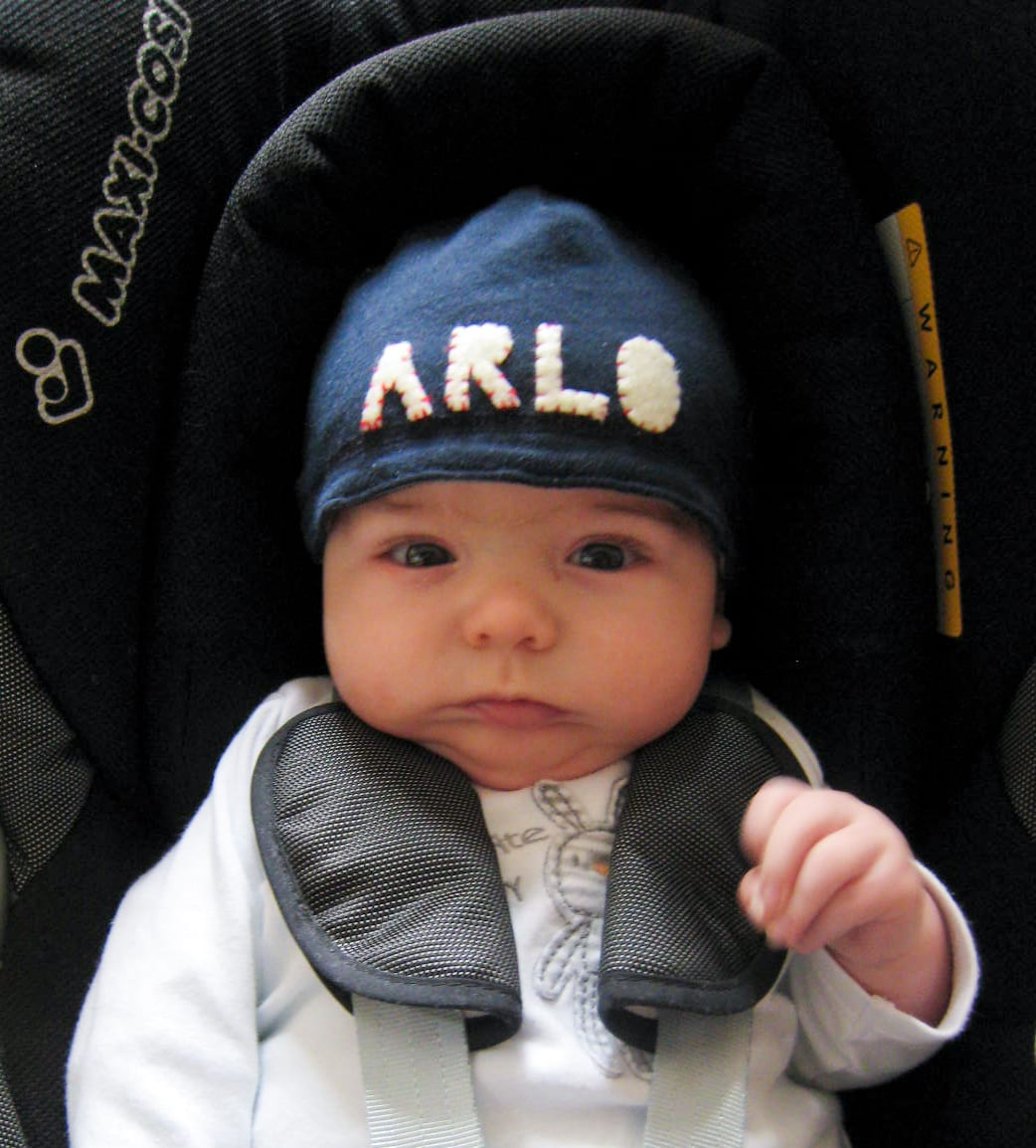 Maxi Baby Name A Name For Arlo How We Chose Our Baby Name Sorry About