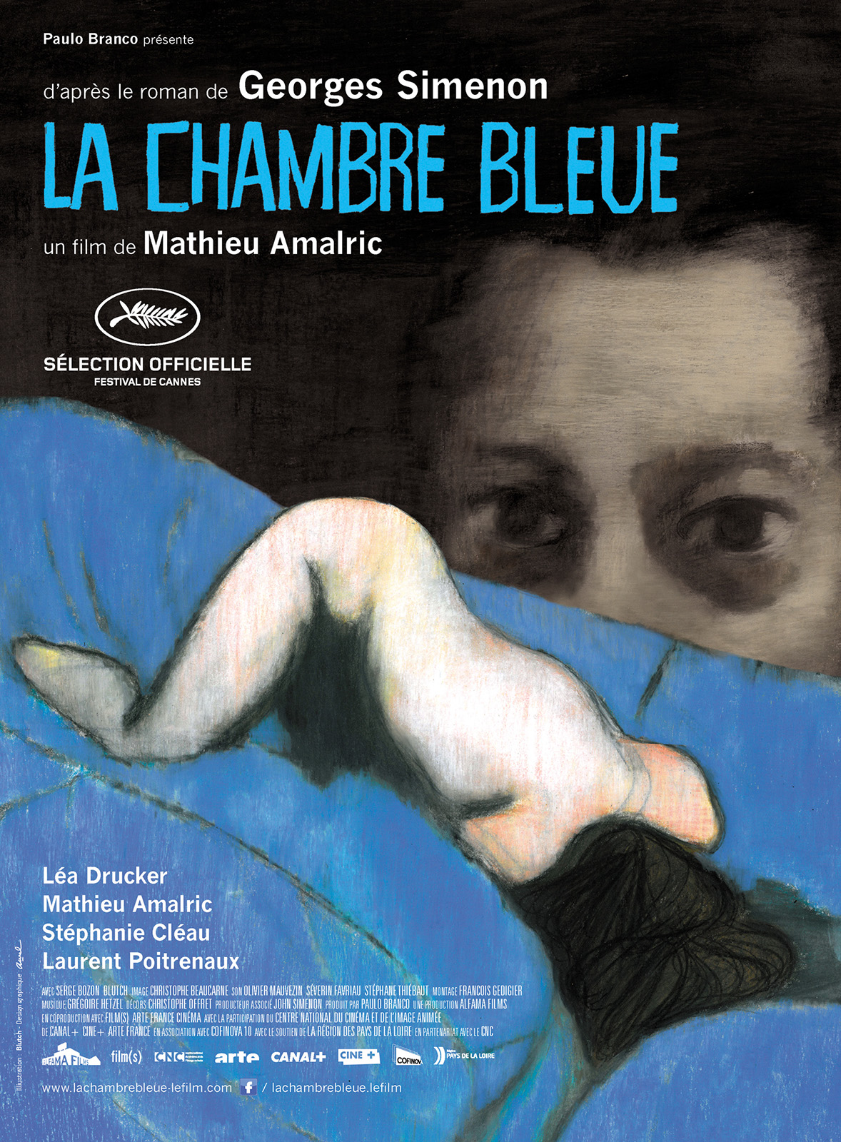 La Chambre Bleue Streaming Vf La Chambre Bleue Dvd And Blu Ray