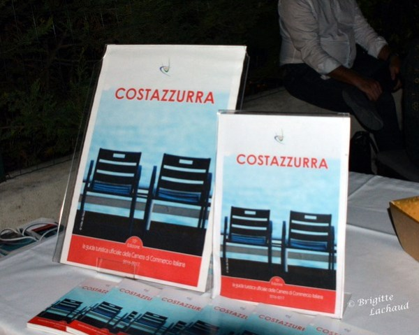 COSTAZZURRA - LANCEMENT DU GUIDE 2016 - 2017