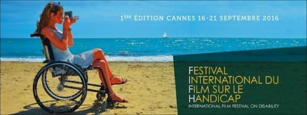 CANNES - 1er FESTIVAL INTERNATIONAL DU FILM SUR LE HANDICAP
