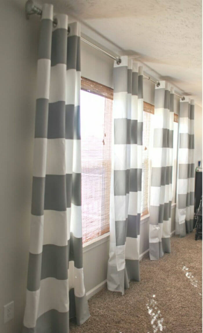 16 Best Living Room Curtain Ideas And Designs To Upgrade Your Interior