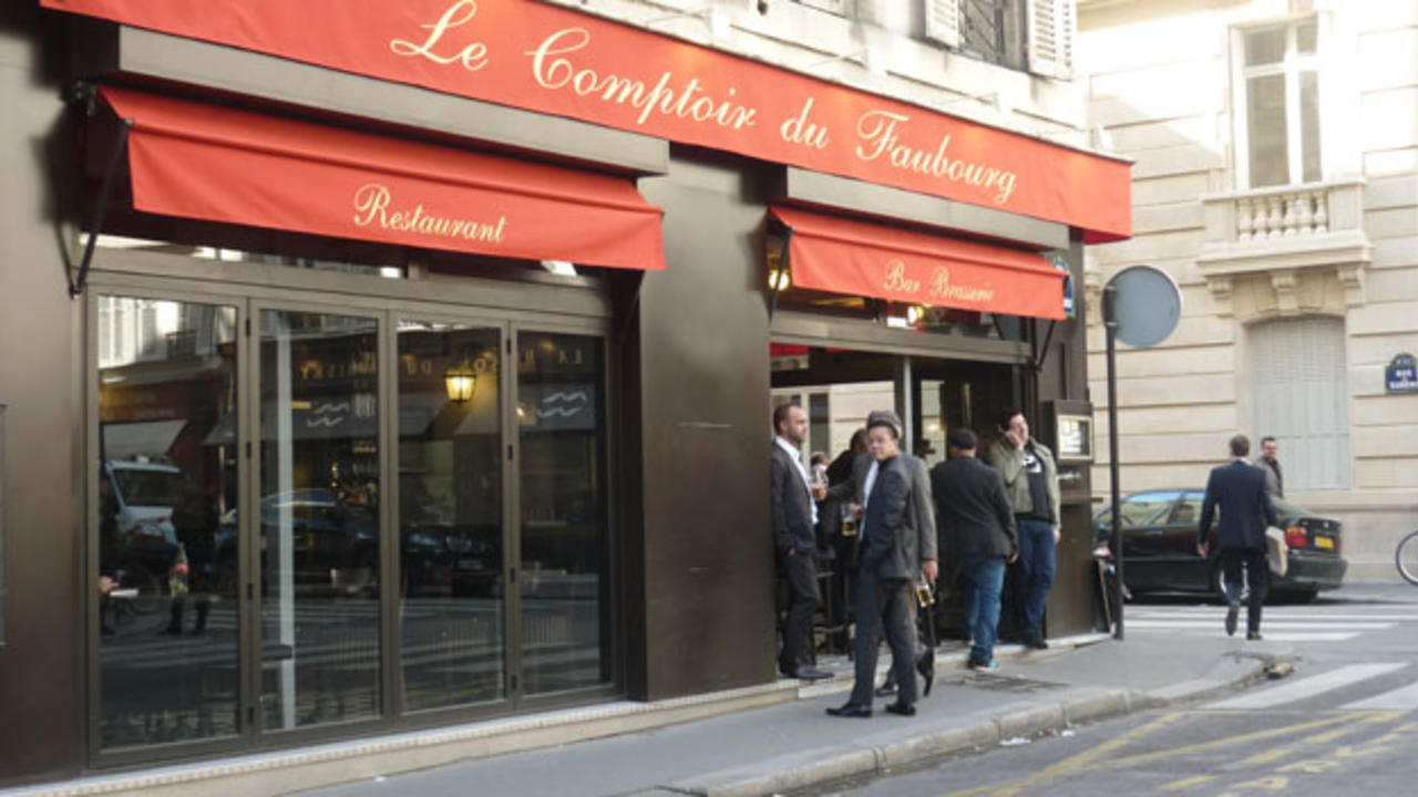 Comptoir De L Or Paris Le Comptoir Du Faubourg Restos Bars Dans Le Grand Paris