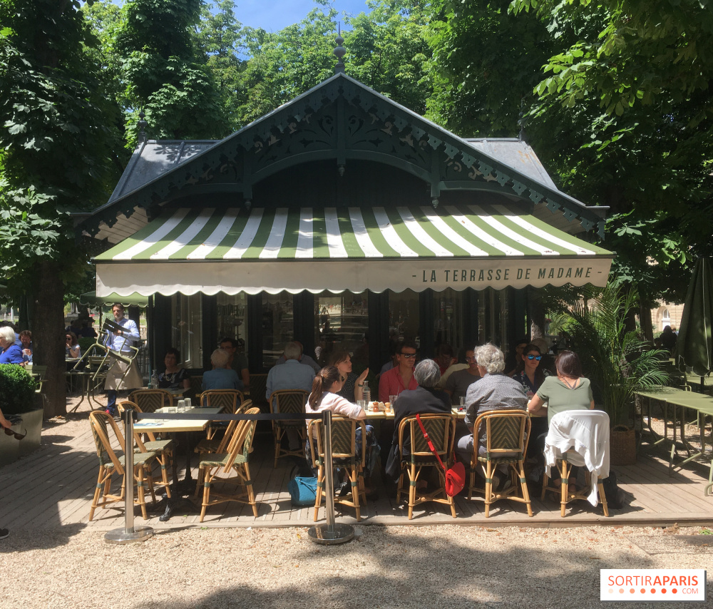 Restaurant La Terrasse Nice La Terrasse De Madame A New Restaurant In The Heart Of The Jardin