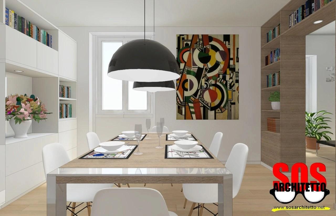 Soggiorno Con Cucina A Vista Ikea   Le Cucine A Vista Perfette Per ...