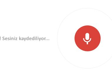 google sesli arama geçmişi ses kaydi silme