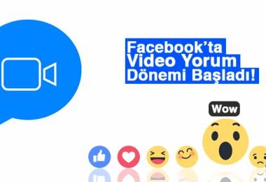 Facebook Video Yorum