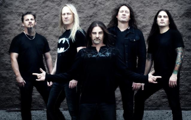 Video Premiere: FLOTSAM AND JETSAM's 'Life Is A Mess'