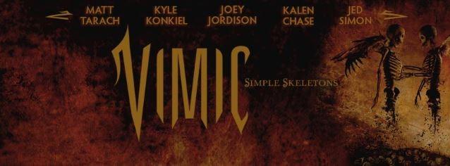 Former SLIPKNOT Drummer JOEY JORDISON's VIMIC: 'My Fate' Video