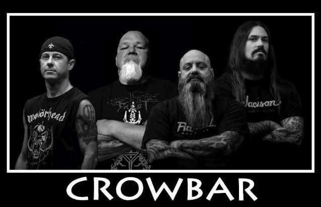 CROWBAR Rejoined By Bassist TODD 'SEXY T' STRANGE