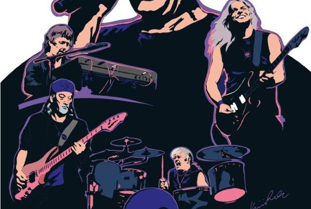 DEEP PURPLE: Illness Forces Cancelation Of Swedish Concerts