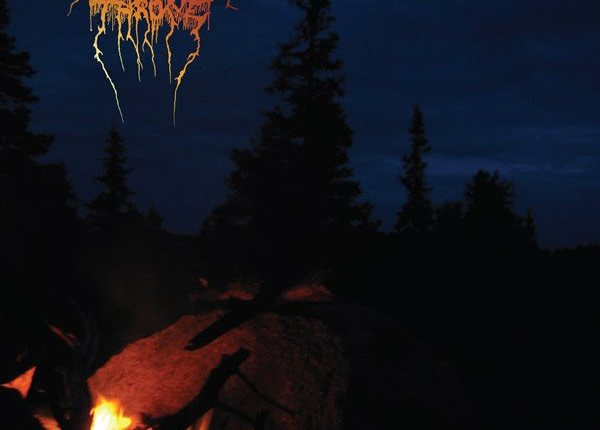 DARKTHRONE To Release 'Arctic Thunder' Album In October