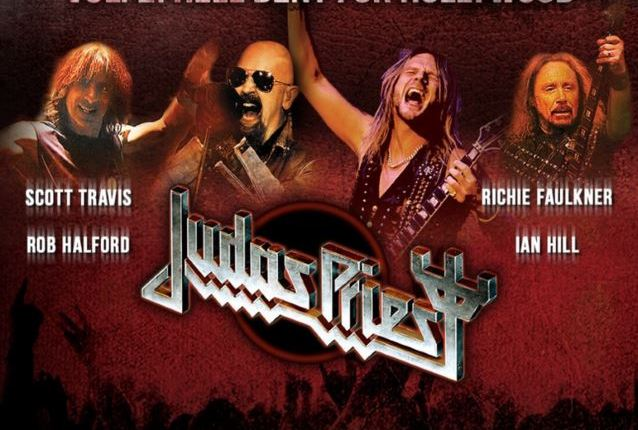 Video: JUDAS PRIEST Performs At Whisky A Go Go As Part Of 'Rock And Roll Fantasy Camp'