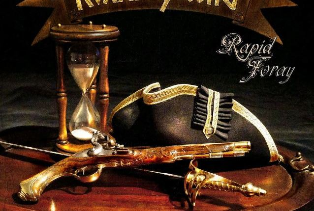 RUNNING WILD: Lyric Video For New Song 'Black Bart'