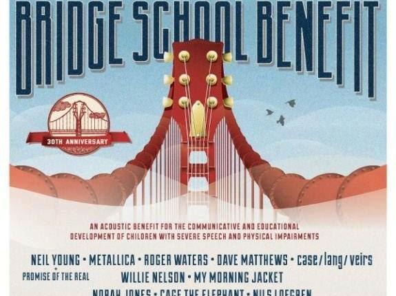Watch METALLICA Perform With NEIL YOUNG At 'Bridge School' Benefit Concert