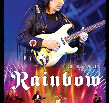 Video Premiere: RITCHIE BLACKMORE's Resurrected RAINBOW Performs 'Perfect Strangers' In Germany