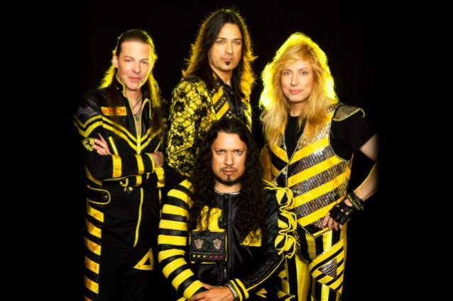 STRYPER Performs In Orlando As Part Of 'To Hell With The Devil' 30th-Anniversary Tour (Video)