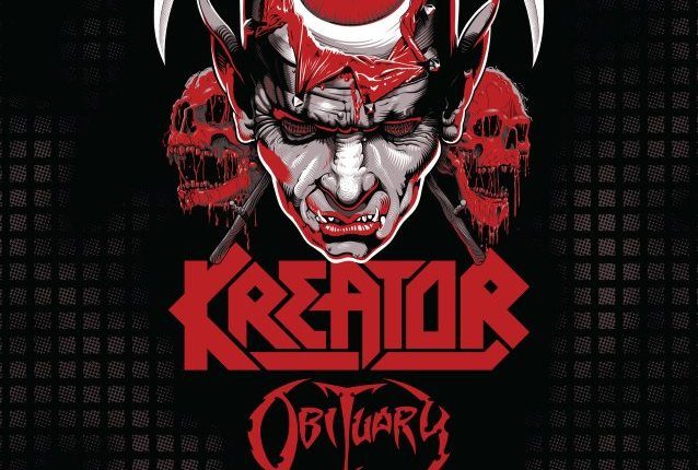 KREATOR And OBITUARY To Join Forces For 'Decibel Magazine Tour'