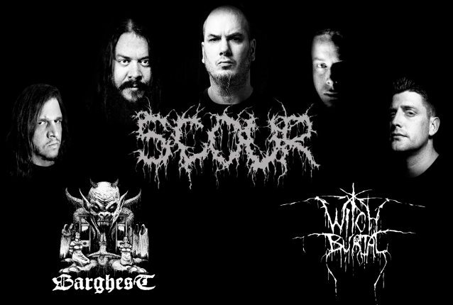 PHILIP ANSELMO's SCOUR: Pro-Shot Footage Of Live Debut