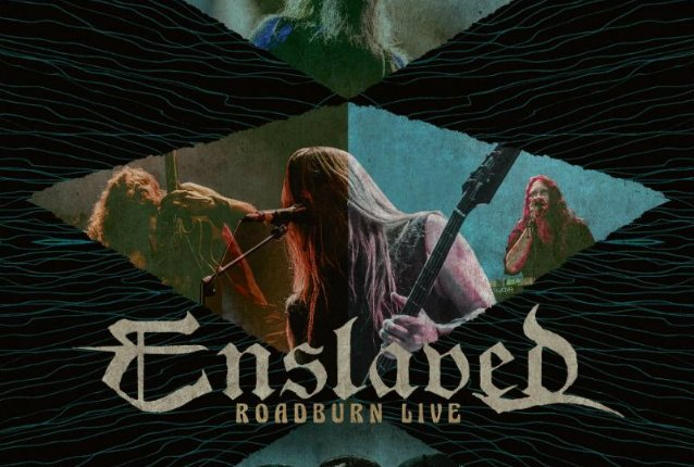 ENSLAVED To Release 'Roadburn Live' For 'Record Store Day'