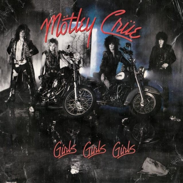 MÖTLEY CRÜE: More 'Girls, Girls, Girls' 30th-Anniversary Reissue Details Revealed