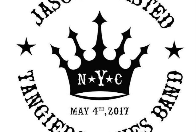 Former METALLICA Bassist JASON NEWSTED Performs With TANGIERS BLUES BAND In New York City (Video)
