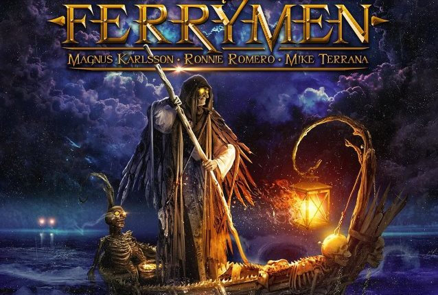 THE FERRYMEN Feat. RAINBOW Singer, PRIMAL FEAR Guitarist: 'Eyes On The Sky' Video