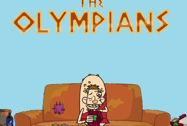 SIX FEET UNDER's CHRIS BARNES Lends Voice To Animated Series 'The Olympians'