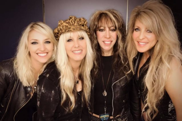VIXEN's JANET GARDNER: 'We Were Destined To Come Full Circle And Come Back Together'