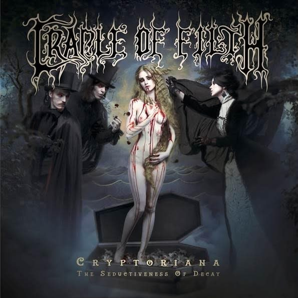CRADLE OF FILTH: Photos From 'Heartbreak And Séance' Video Shoot