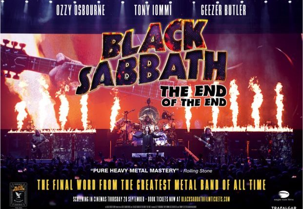 Watch Official Trailer For BLACK SABBATH's 'The End Of The End' Film