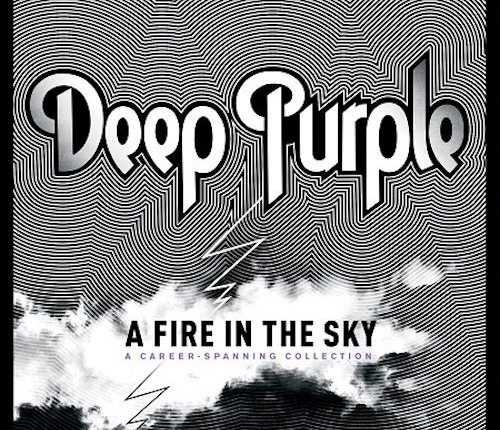 DEEP PURPLE To Release Comprehensive New Anthology, 'A Fire In The Sky', In September