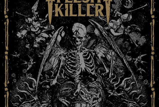 FLESHKILLER Feat. EXTOL Guitarist: 'Parallel Kingdom' Song Streaming