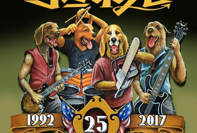 JACKYL Celebrates Anniversary With '25' Compilation