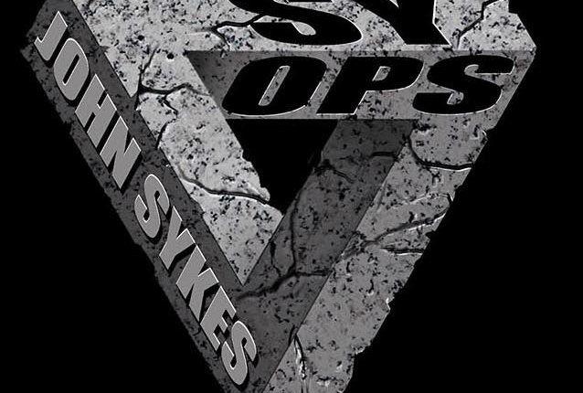 JOHN SYKES: 'Sy-Ops' Artwork, Tentative Track Listing Revealed