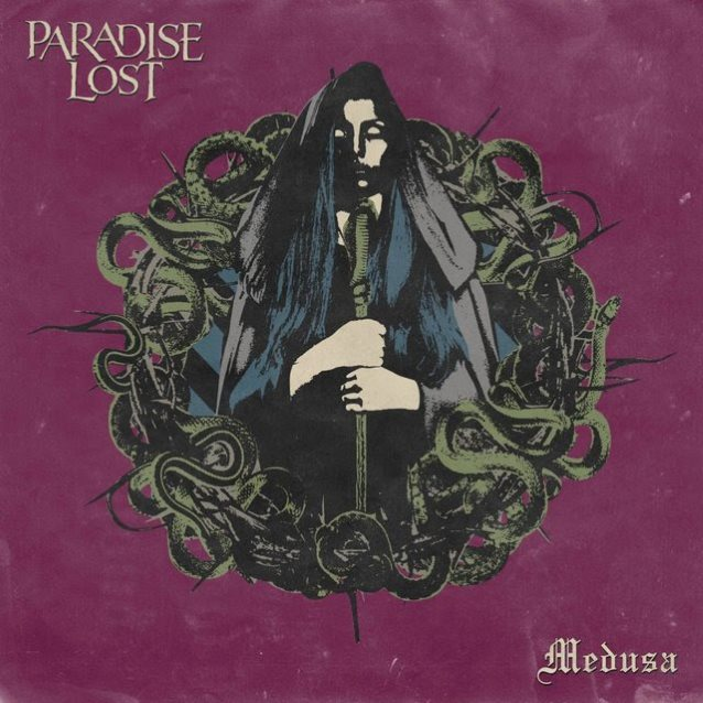 PARADISE LOST: Lyric Video For New Song 'The Longest Winter'