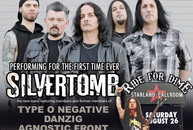 Former TYPE O NEGATIVE, AGNOSTIC FRONT Members Join Forces In SILVERTOMB