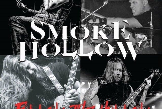 KILL DEVIL HILL, TEXAS HIPPIE COALITION Members Join Forces In SMOKE HOLLOW