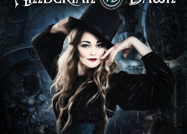 AMBERIAN DAWN To Release 'Darkness Of Eternity' Album In November