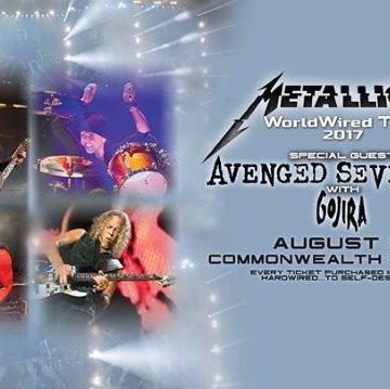 Watch Final Show Of North American Leg Of METALLICA's 'WorldWired' Tour