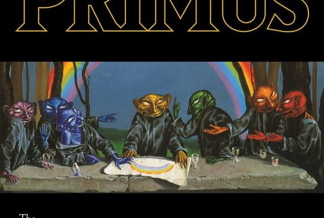 PRIMUS: Lyric Video For New Single 'The Seven'