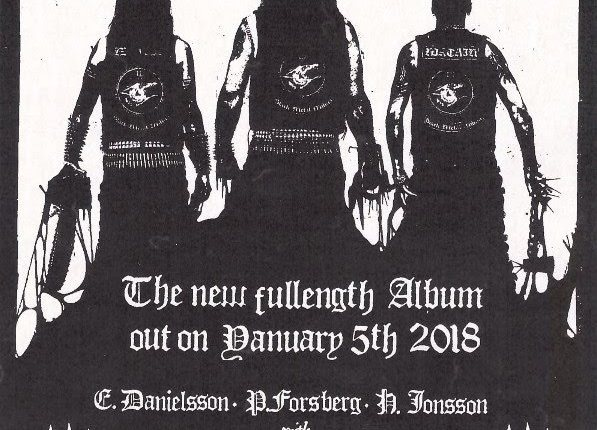 WATAIN To Release New Album In January
