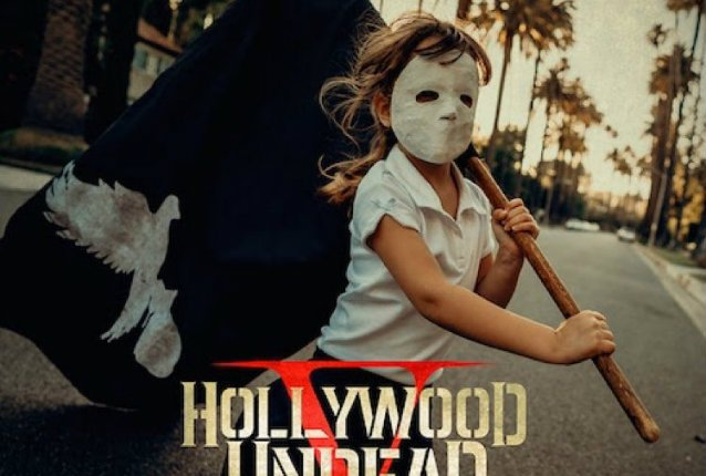HOLLYWOOD UNDEAD Releases Video For 'We Own The Night'