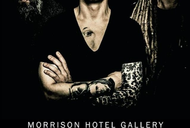 HIM: 'Right Here In My Eyes' Photography Exhibition At Morrison Hotel Gallery In NYC