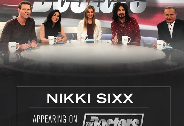 NIKKI SIXX To Guest On 'The Doctors'
