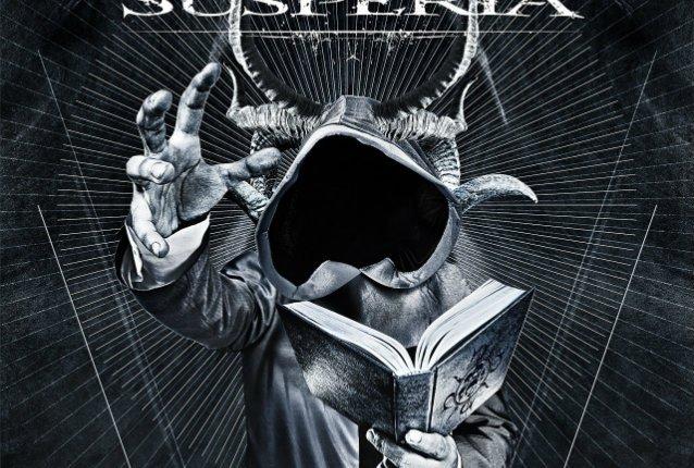 SUSPERIA To Release 'The Lyricist' Album In March