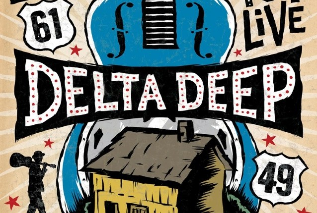 DELTA DEEP Feat. DEF LEPPARD, STONE TEMPLE PILOTS Members: 'Whiskey' Performance Video