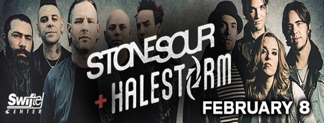 Watch HALESTORM Perform New Song 'Black Vultures' In Brookings, South Dakota