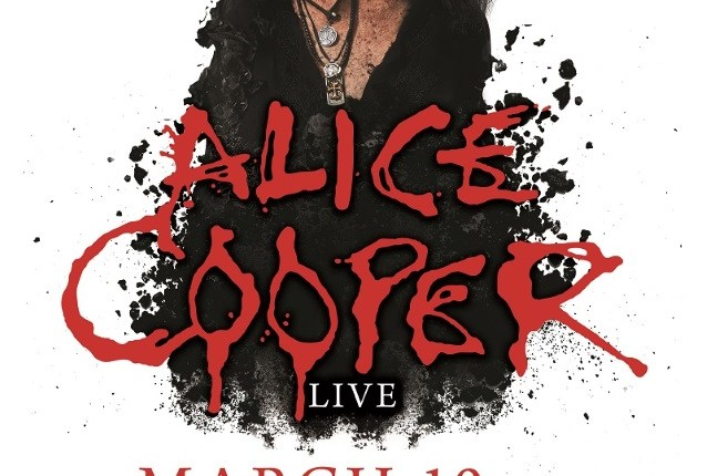 Watch ALICE COOPER Perform In Wilkes-Barre, Pennsylvania